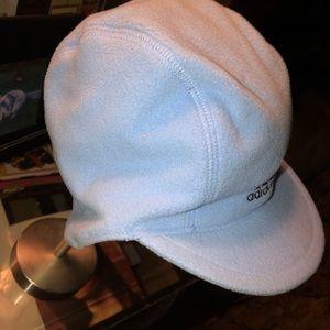 adidas fleece baseball cap. Nice print lining